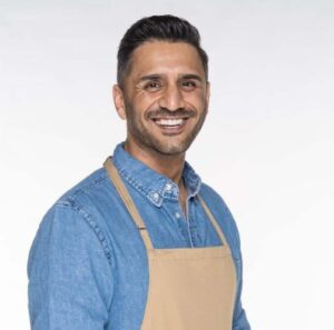 You are currently viewing Chigs Parmar Bio, Great British Bake Off, Age, Wife